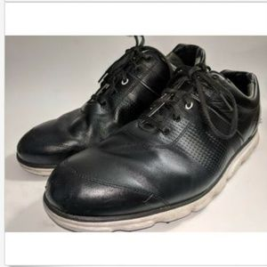 FootJoy Men's DryJoys Leather Casual golf shoes